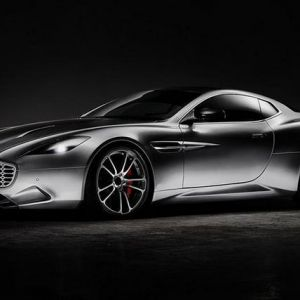 Aston martin thunderbolt vanquish