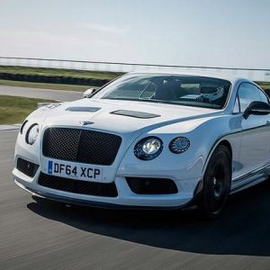 Bentley continental gt3-r 2015 року