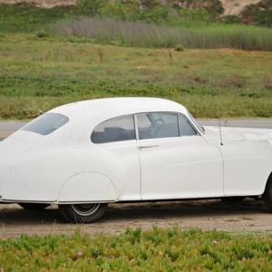 Bentley r-type continental fastback 1953 року