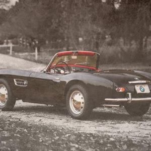 Bmw 507 roadster series ii 1959 року