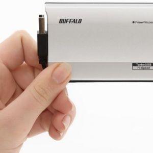 Buffalo microstation: зовнішні ssd-накопичувачі