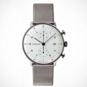 Годинники max bill x junghans chronoscope