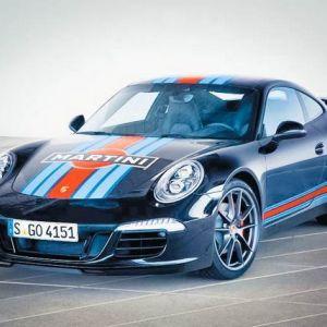 Porsche 911 carrera s martini racing edition - більше, ніж просто швидкість