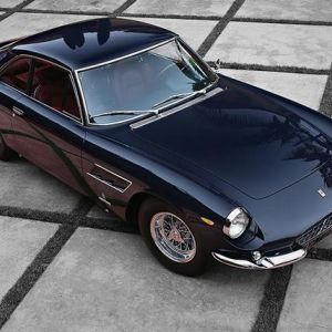 Ferrari 500 superfast 1965 року