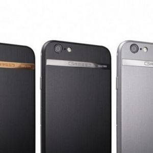 Gresso представив лімітований iphone 6