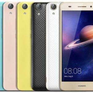 Huawei презентувала бюджетники y6 ii і y6 ii compact