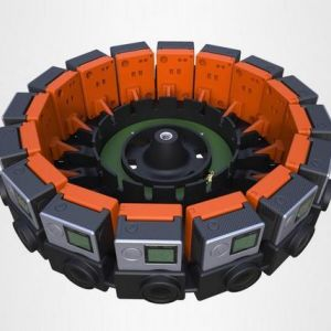 Камера gopro 360 ° array