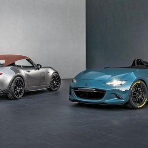 Концепт-кари mazda mx-5 speedster і spyder