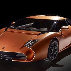 Lamborghini 5-95 zagato concept - довгоочікуваний концепт