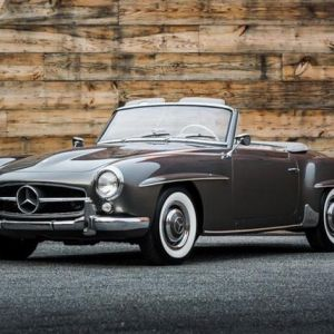 Mercedes-benz 190sl 1960 року