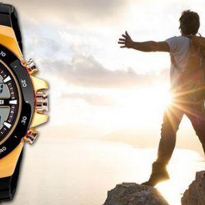 Чоловічі наручні годинники skmei