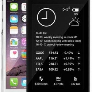 Розпочався прийом замовлень на чохли з екраном inkcase i6 для iphone 6 і 6s