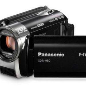 Panasonic поповнює модельний ряд hd-відеокамер