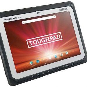 Panasonic представила захищений планшетний пк toughpad fz-a2
