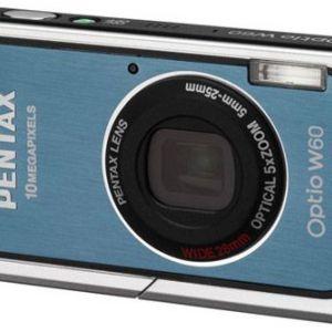 Pentax w60: фотоапарат-амфібія знімає відео 720p