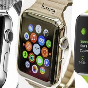 Персональний девайс для iphone - розумні годинник apple iwatch