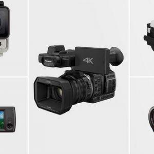 П`ять кращих відеокамер