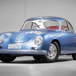 Porsche 356 a carrera 1500 gs coupe 1956 року