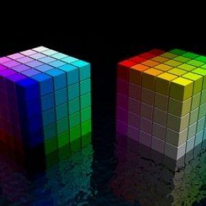 Процесор в кубі