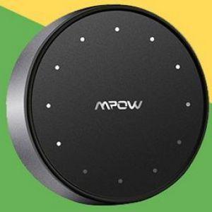 З музикою по життю: bluetooth динамік mpow mbr10