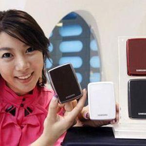 Samsung випускає переносні hdd