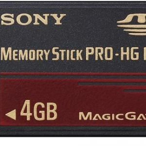 Sony анонсує флеш-карти memory stick pro-hg duo