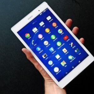 Sony xperia z2 tablet і z3 tablet compact отримують lollipop