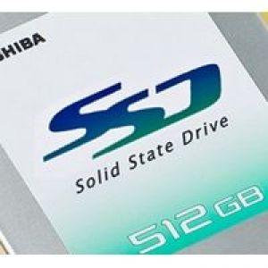 Toshiba бере планку в 512 гб для ssd-накопичувачів