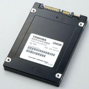 Toshiba випустить нові твердотільні накопичувачі