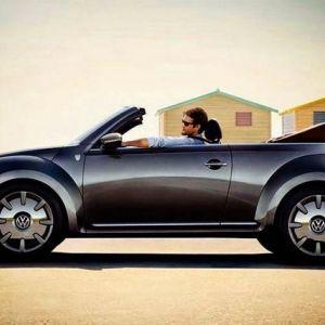 Volkswagen beetle cabriolet karmann edition - «крихітка» 2014 року
