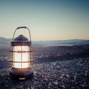 Все про ліхтарях для кемпінгу