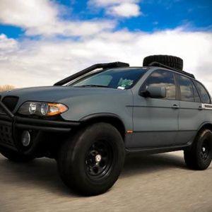 Зомбі автомобіль bmw x5